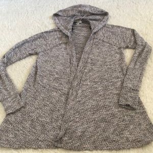 Open Front Cardigan | AEO cardigan  with hoodie